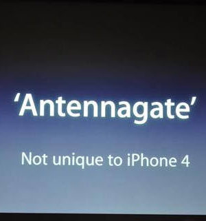 Antennagate : Apple condamné à payer 15$ par iPhone 4 aux USA