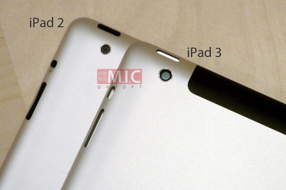 L'iPad 3 en photos?