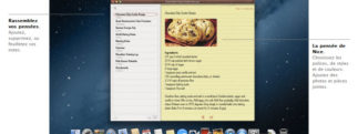 Notes OS X Mountain Lion