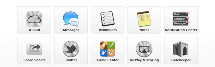 OS X Mountain Lion 2