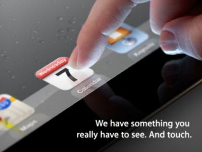 Keynote Apple iPad 3 et Apple TV 3 du 7 mars en direct Live à 19h
