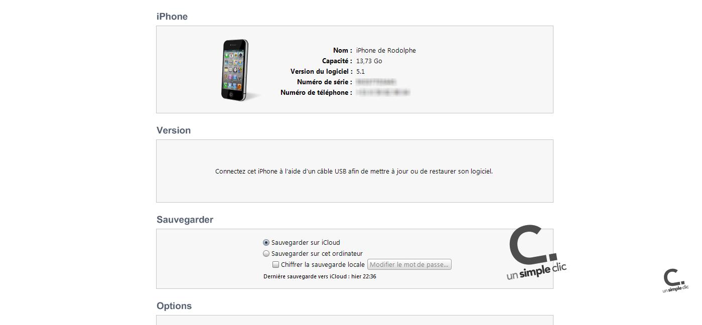 Pas à pas du jailbreak tethered de iOS 5.1 avec redsn0w