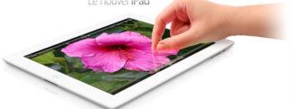 #iPad3 – Vidéo officielle du Nouvel iPad