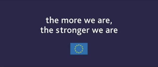 Une vidéo de l'UE prônant l'ouverture, censurée et il y a de quoi!