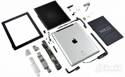 L'iPad 3 déjà démonté!