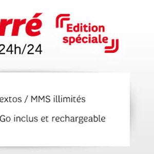SFR : une édition spéciale du Carré Web 24/24