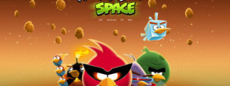 Angry Birds Space est disponible !