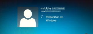Windows 8 création du compte 2