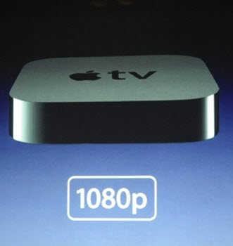 apple Tv hd 1080 p