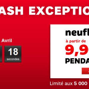 SFR casse les prix de ses offres Neufbox ADSL et Fibre
