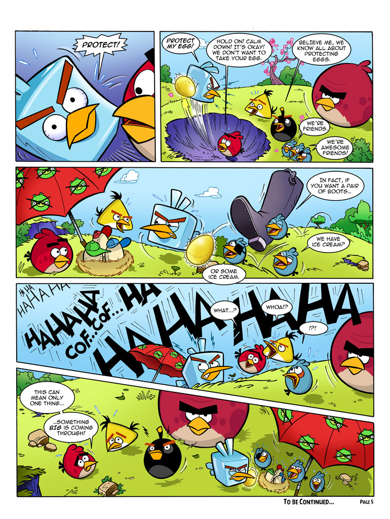BD Angry Birds - Page 05