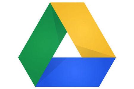 Google Drive intégré à Chrome OS