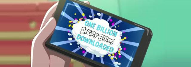 Angry Birds : le milliard de téléchargements atteint
