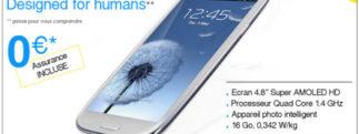 Zéro Forfait, le seul opérateur à proposer le Galaxy S3 à 0€… sur le papier