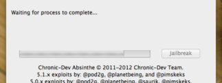 Chronic-Dev Absinthe - jailbreak iOS 5.1.1 - 3
