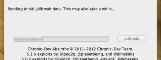 Chronic-Dev Absinthe - jailbreak iOS 5.1.1 - 2