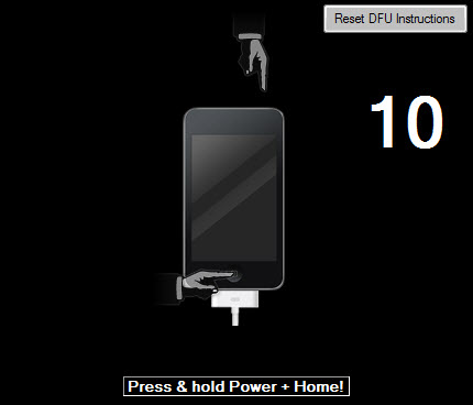 Downgrad iOS 5 photo 15