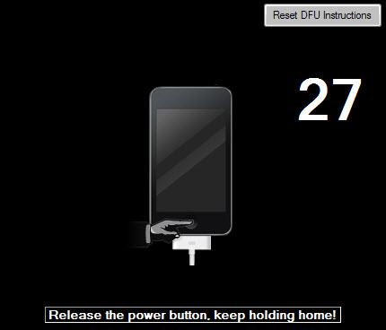 Downgrad iOS 5 photo 16