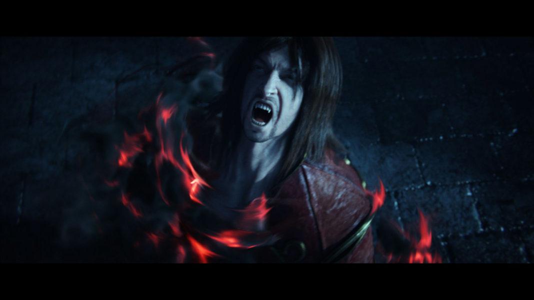 E3 2012 - Castelvania : Lord Of Shadow 2
