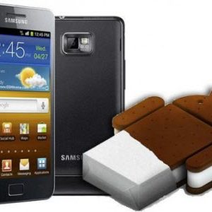 Comment faire une capture d'écran du Galaxy S2 sous Android 4 Ice Cream Sandwich