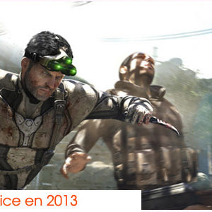 E3 2012 - Microsoft présente Splinter Cell Blacklist