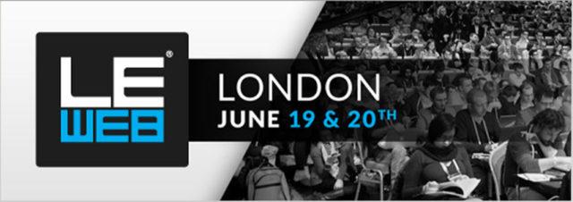 LeWeb'12 London - La liste des blogueurs officiels