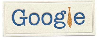 Doodle Google Fête des Pères 2011