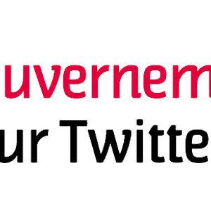Twitter : les comptes du Président, 1er Ministre et des membres du Gouvernement