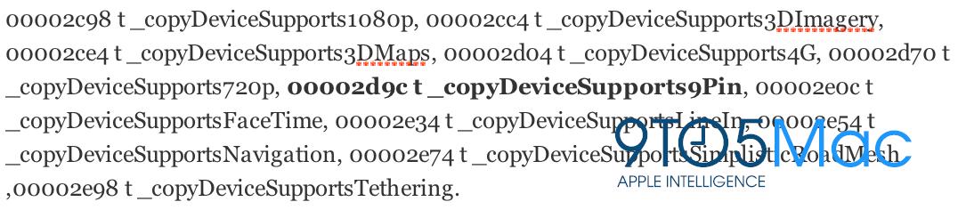iPhone 5 : l'iOS 6 nous en dit bien plus que prévu!
