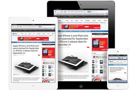 L'iPad mini, un iPad qui ressemblerait un iPod Touch de 7.85