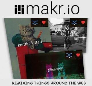 Makr.io, le nouveau réseau social visuel par les créateurs de Diaspora*