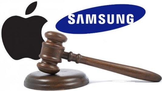 Apple vs Samsung - Samsung lourdement condamné à payer 1,049 milliards à Apple!
