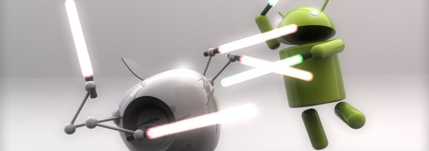 """Apple vs Samsung - Google estime que """"cela ne concerne pas Android"""""""