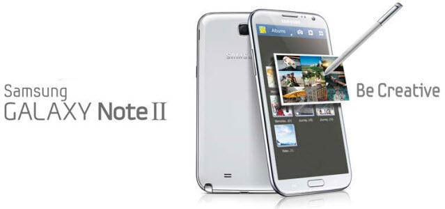 #IFA2012 - Samsung présente le Galaxy Note 2