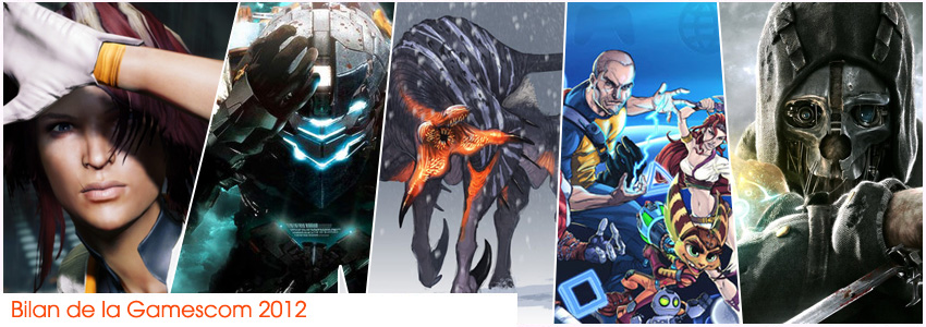 Que faut-il retenir de la Gamescom 2012?