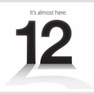 #iPhone5 - Keynote Apple du 12 septembre 2012 enfin officielle!