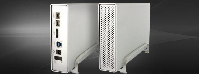 Test du Disque dur externe, Storeva AluICE Turbo 2 To 3.5
