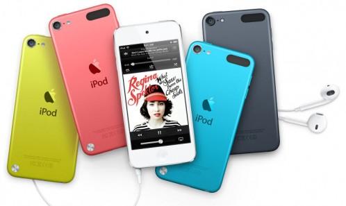 Télécharger les iOS/firmware de l'iPod Touch 5G