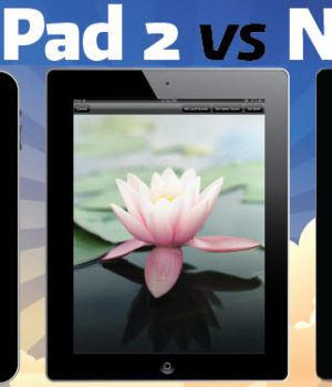 iPad vs iPad 2 vs Nouvel iPad (iPad 3) [infographie]