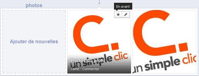 Facebook : le nouveau module photo est arrivé!