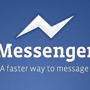 Facebook : la nouvelle version de Facebook Messenger