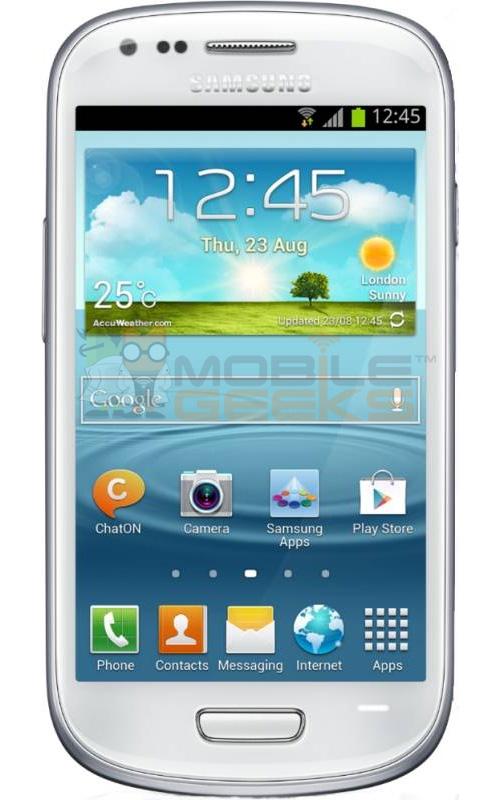 Samsung Galaxy S3 Mini : les caractéristiques et son prix