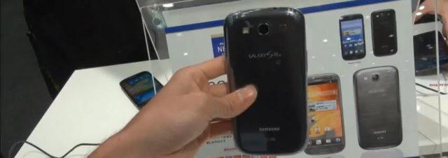 Un Samsung Galaxy S3 plus rapide pour le japon, le Galaxy S3 Alpha