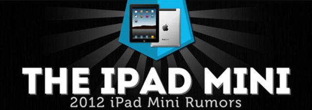 #iPadMini - toutes les rumeurs en 1 image [infographie]