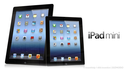 #iPadMini : confirmation par le support Apple?