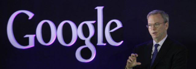 Taxe Google : Eric Schmidt viendra en personne rencontrer le Gouvernement pour réaffirmer sa position!