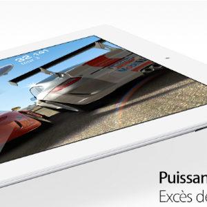 Apple Nouvel iPad