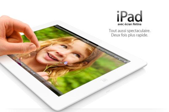 Nouveau Nouvel iPad
