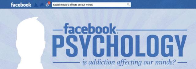La psychologie de Facebook [infographie]