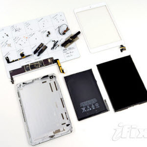 l'iPad Mini démonté à son tour par iFixit